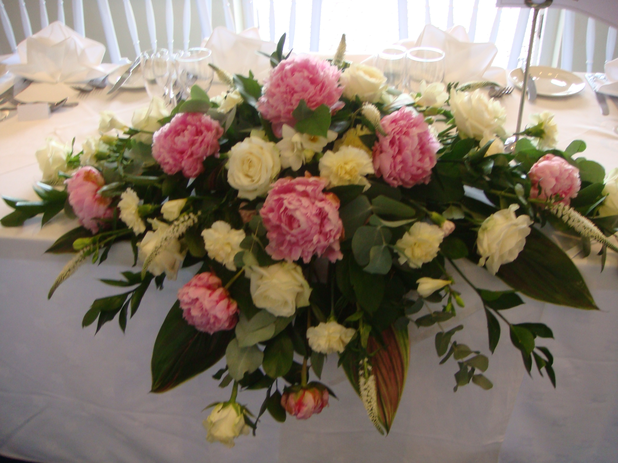Flowers For The Ceremony
