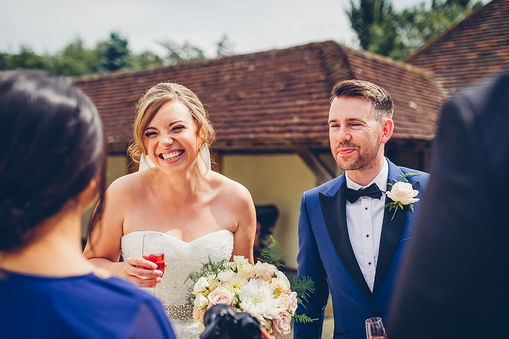 A Relaxed Wedding At Rivervale Barn – Nicci & Lloyd's Fabulously Fun Wedding
