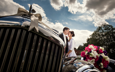 Bold & Bright – Dawn & Guy's Wedding At The Elvetham