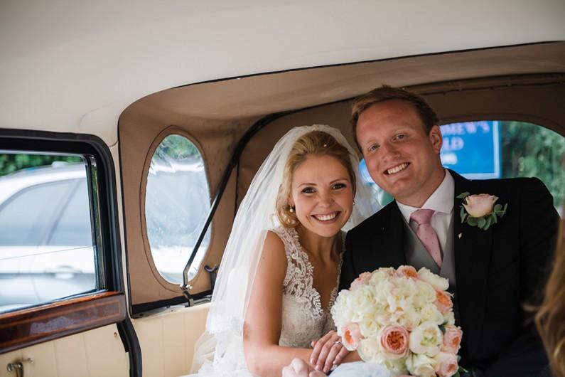 Classic Beauty – Annabel & James' Wedding