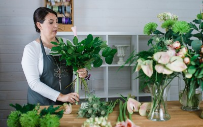 What Being A Wedding Florist Means To Me