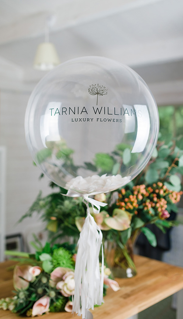 Tarnia Williams - Luxury Flowers for Weddings - Pricing
