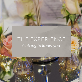 Tarnia Williams - Luxury Flowers for Weddings - The Experience